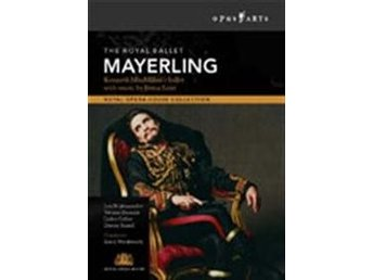MacMillan Kenneth: Mayerling (DVD)