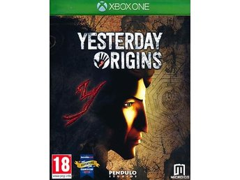 Yesterday Origins (XBOXONE)