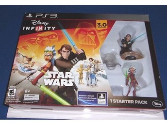 Disney infinity 3.0 starter pack Playstation 3 PS3