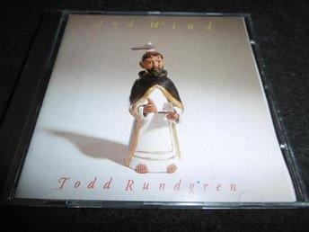 Todd Rundgren - 2nd wind - CD - 1991