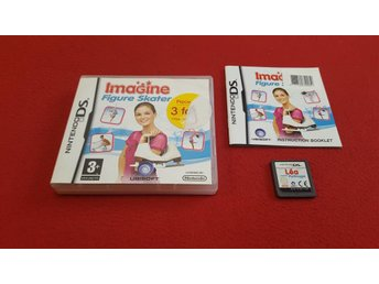 IMAGINE FIGURE SKATER till Nintendo DS NDS