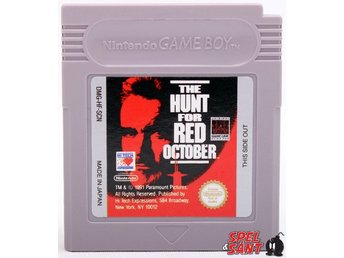 The hunt for red october SCN