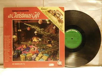 A CHRISTMAS GIFT - RONCO PRESENTS - POP-UP