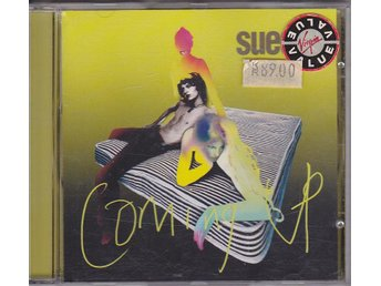 SUEDE: Coming Up 1996 CD (Trash, Beautiful Ones, Filmstar)