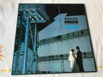 DEPECHE MODE - SOME GREAT REWARD LP 1984