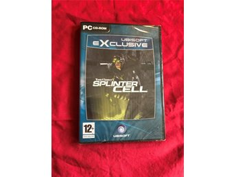 TOM CLANEYS SPLINTER CELL PC INPLASTAD NY