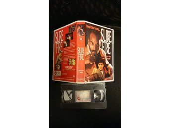Sure Fire: Tiger Cage (eng ex-rental) Donnie Yen