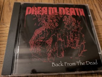 DREAM DEATH - Back from the Dead - Doom/Thrash