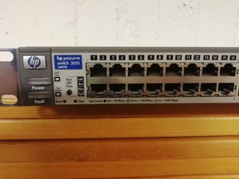 HP ProCurve 2510G-48 Managed Network Switch j4899B