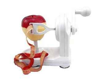 NY! Electric Automatic Apple Peeler Slicer + Addapter
