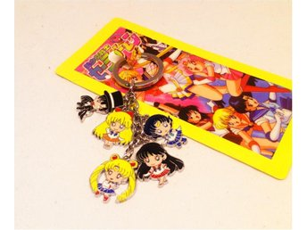 Sailor Moon nyckelring - Chibi -
