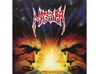Master (Obituary) -On the seventh day god created MASTER cd