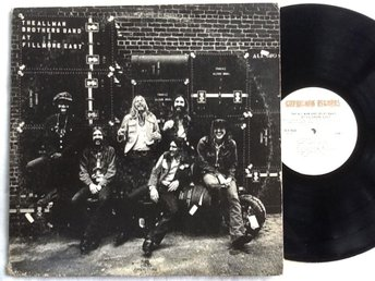 Allman Brothers Band-At Fillmore East 2-LP