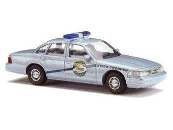 Busch 49082 - Ford Crown Victoria H0 - Ord.pris 98:- - Munka-ljungby - Busch 49082 - Ford Crown Victoria H0 - Ord.pris 98:- - Munka-ljungby