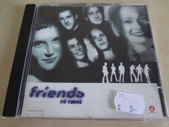 Friends på turné CD från 1999