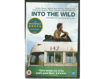 DVD, into the wild !