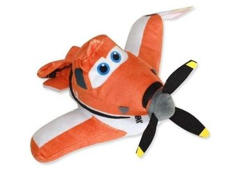 DISNEY PLANES MJUKISPLAN DUSTY XXL 45 CM-Dusty