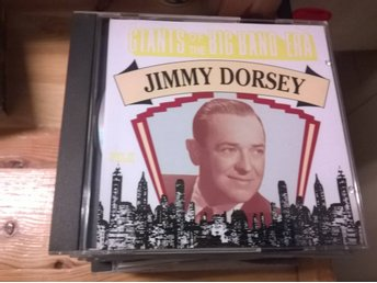 Giants Of The Big Band Era - Jimmy Dorsey, CD
