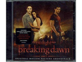 The Twiligth Saga - Breaking Dawn part 1, Soundtrack, 2011