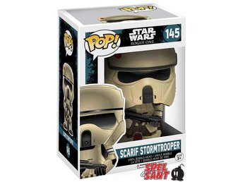 Pop! Star Wars Rogue One Scarif Stormtrooper Vinyl Figure
