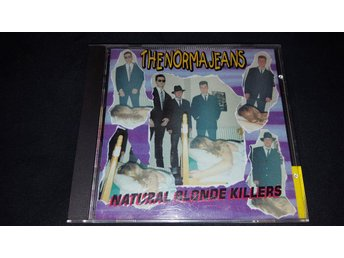 The Norma Jeans  Natural blonde killers  cd