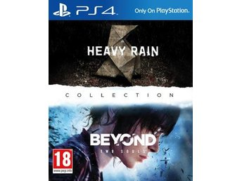 Heavy Rain Beyond two souls/ Collection (PS4) - Nossebro - Heavy Rain Beyond two souls/ Collection (PS4) - Nossebro