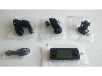 HD bilkamera (dashcam) med triple lens, HDMI, rörelse sensorn, nattövervakning - Norsborg - HD bilkamera (dashcam) med triple lens, HDMI, rörelse sensorn, nattövervakning - Norsborg