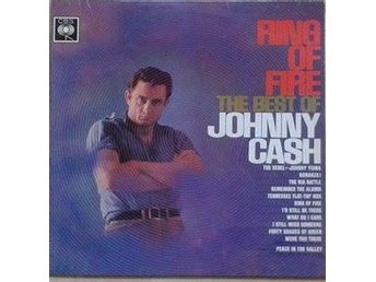 Johnny Cash title* Ring Of Fire - The Best Of Johnny Cash* Country Rock, Countr - Hägersten - Johnny Cash title* Ring Of Fire - The Best Of Johnny Cash* Country Rock, Countr - Hägersten