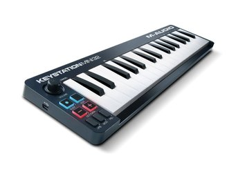 M-AUDIO KEYSTATION MINI 32 - MIDI/USB-klaviatur