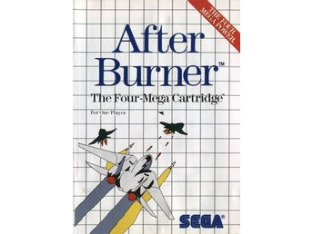 After Burner (Komplett) (Beg)
