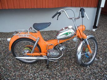Puch Florida 1974 moped