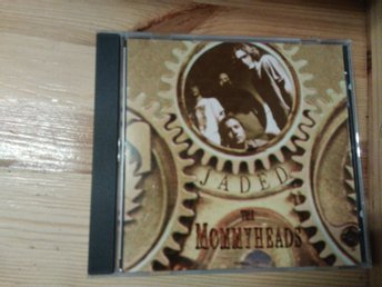 The Mommyheads - Jaded, Promo, CD, rare! promo