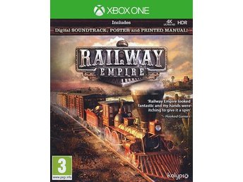 Railway Empire (XBOXONE)