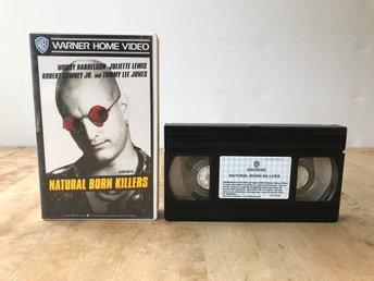 Natural born killers Tommy Lee Jones Juliette Lewis Woody Harrelson