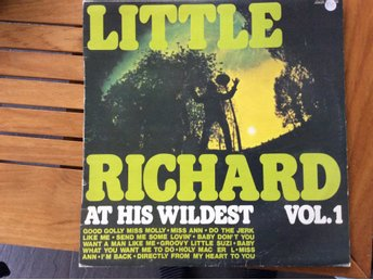 Little Richard   At His Best. Vol.1