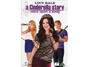 DVD - A Cinderella Story 3: Once Upon a Song (Beg)