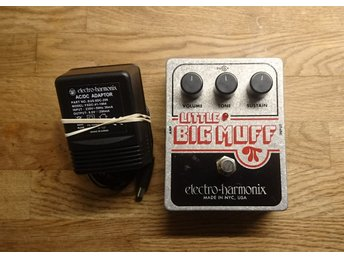 Little Big Muff pedal