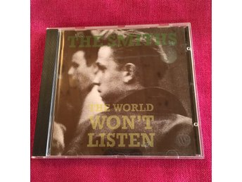 The Smiths - The world won't listen - CD