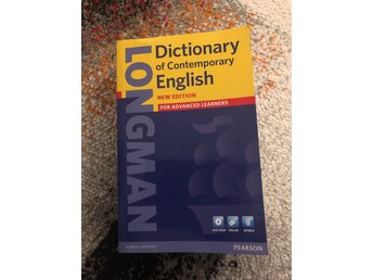 Longman dictionary of contemporary english helt ny!