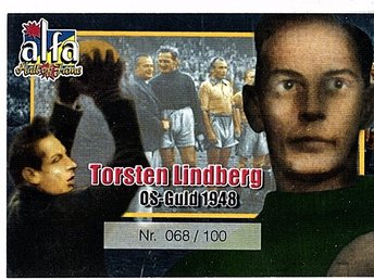 Alfa Hall of Fame Torsten Lindberg 068/100