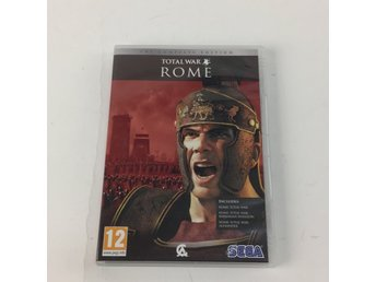 SEGA, PC-spel, Total war rome