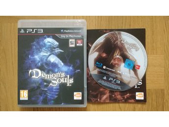 PlayStation 3/PS3: Demon's Demons Souls