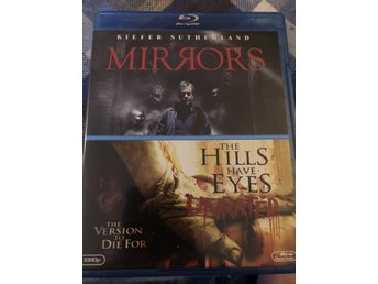 Mirrors/The Hills Have Eyes Blu-Ray 2-disc