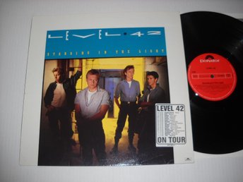 "Level 42 ""Standing In The Light"""