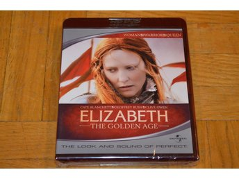 Elizabeth The Golden Age HD DVD Inplastad