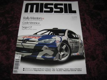 MISSIL NR 4 APRIL FARTNUMRET (NINTENDO 64,DREAMCAST,GAME BOY,PLAYSTATION MM.)