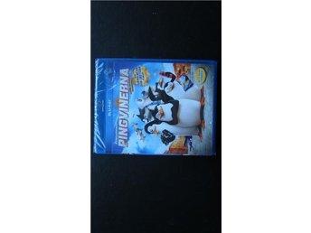 Blu-Ray Pingvinerna från Madagaskar (NY INPLASTAD!) - Täby - Blu-Ray Pingvinerna från Madagaskar (NY INPLASTAD!) - Täby