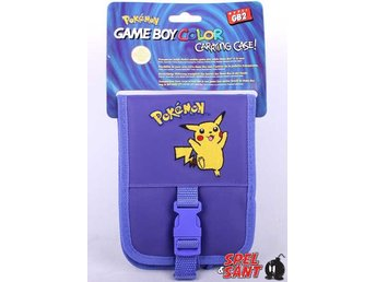 Pokemon Game Boy Color Carrying Case lila