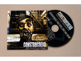 Contrucdead – The Grand Machinery – promo-CD