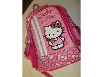 Hello Kitty & Sanrio Ryggsäck för barn motiv katt Backpack kids Cats
